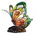 LAMPE PAPILLON  «ART NOUVEAU»