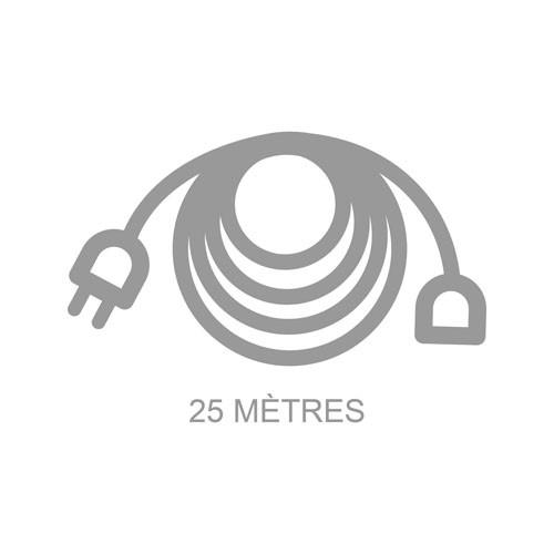 Rallonge électrique 25 m