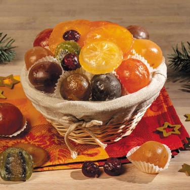 ASSORTIMENT DE FRUITS CONFITS