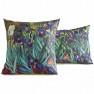 Taie d'oreiller Van Gogh - Les Iris BlanClarence®