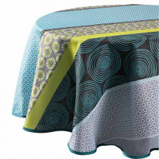 Nappe Astrid ronde BlanClarence®