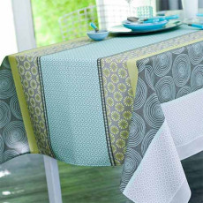 Nappe Astrid rectangulaire BlanClarence®