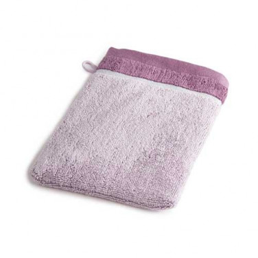 Gant de toilette rose Ako BlanClarence®