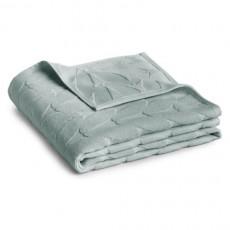 Serviette de toilette vert d'eau Pastel BlanClarence®