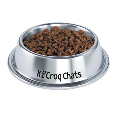 KI'CROQ CHATS (SAC DE 4 KG)