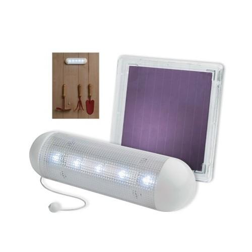 S dao lampe solaire abri de jardin - Lampe solaire pour abri de jardin ...