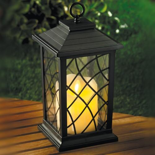 S dao lanterne bougie ternelle - Lanterne exterieure bougie ...
